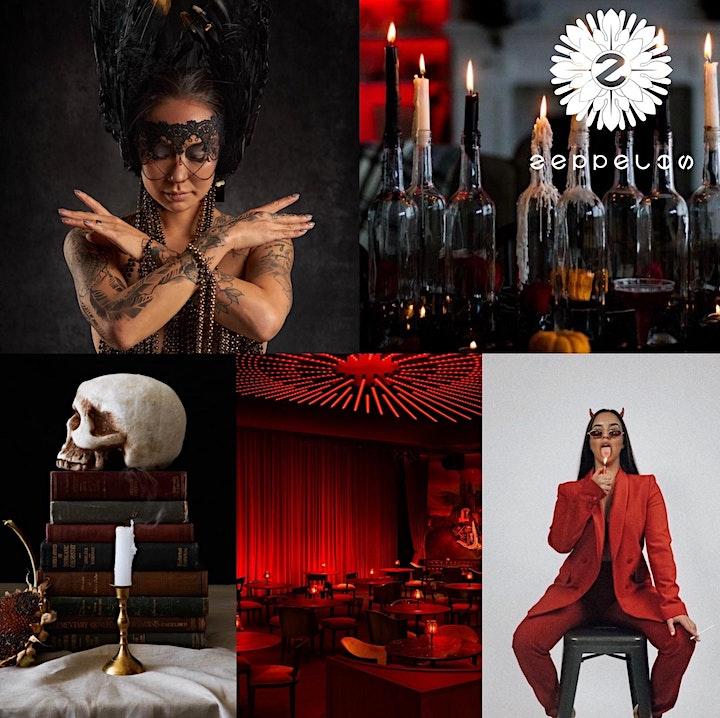 Halloween - High Society Horror Night image