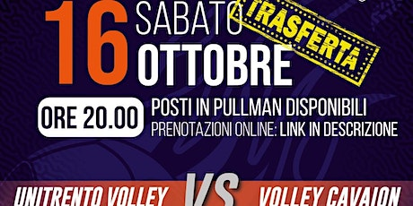 Trentino Volley Vs Volley Cavaion VR tickets