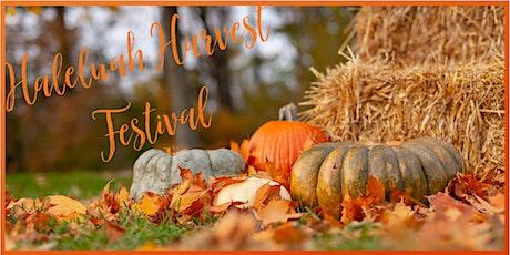 Hallelujah Harvest Festival tickets