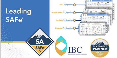 Leading SAFe 5.1 with SA Certification - Weekday Remote class Tickets