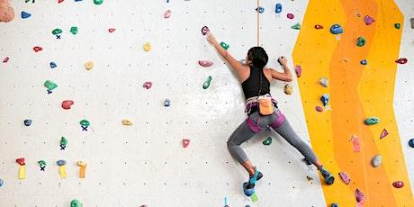 Indoor Rock Climbing For Women Engineers tickets