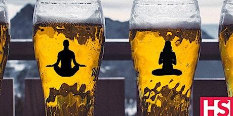 November Yoga Live at EasyBar! Sip & Savasana (Limited Spots!) tickets