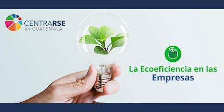 La Ecoeficiencia en las Empresas boletos