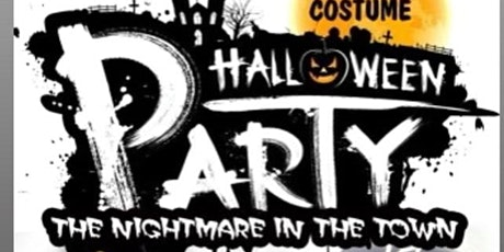 Halloween Party : The Nightmare in the Town tickets