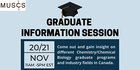 Graduate Information Session (GIS) tickets