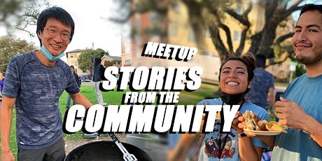 Meetup: Stories from the Community tickets