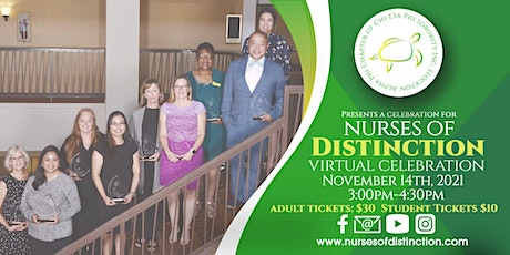 A Tribute to Nurses of Distinction tickets