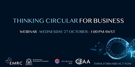 Thinking Circular for Business tickets