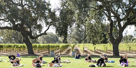 Yoga in the Vines Community Fundraiser tickets