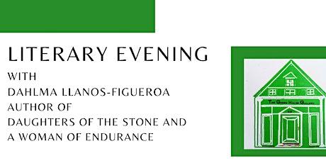 A Literary Evening with Dahlma Llanos-Figueroa tickets