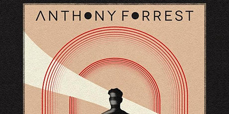 """Anthony Forrest """"Deepest Love"""" Single Launch tickets"""
