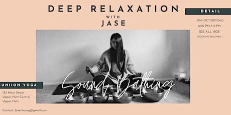 Deep Relaxtation -Tibetan Singing Bowl Sound Bathing tickets