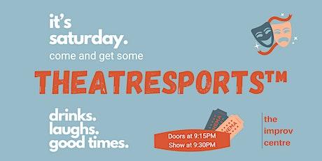 Theatresports™ tickets