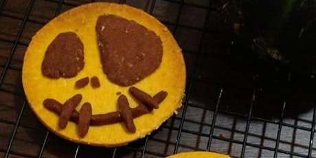 Vegan & Gluten Free Halloween Cookie Class by San Chun tickets