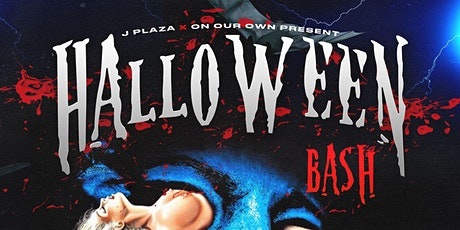 On Our Own & J.PLAZA HALLOWEEN BASH tickets