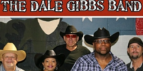 """THE DALE GIBBS BAND"" – BROCK'S FOOD & DRINK/ GRANDBURY, TX tickets"