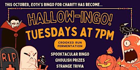 "EOTH's Bingo for Charity presents ""Hallow-ingo"" tickets"