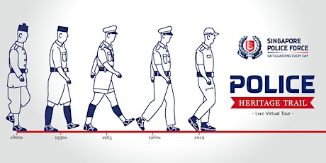 Police Heritage Trail (Live Virtual Tour) tickets