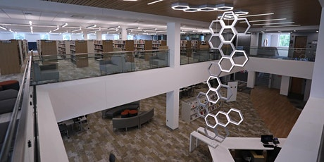 Tour of the SUNY Schenectady Learning Commons tickets