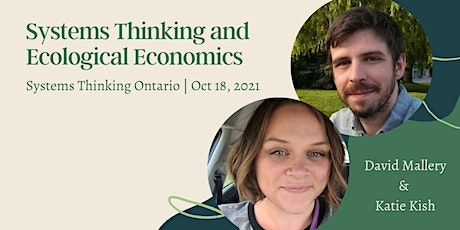 Ecological Economics and Systems Thinking tickets