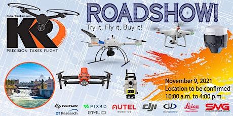 Kuker-Ranken Drone Roadshow - Spokane, WA tickets