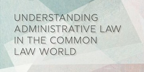 Book Launch: Understanding Administrative Law in the Common Law World -UK tickets