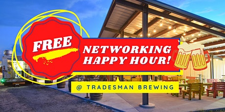 Free Networking Happy Hour! tickets