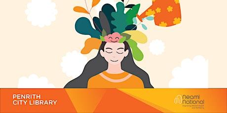 Wellness Matters - an Online Mental Health Month Talk tickets