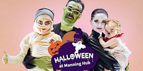 Halloween at Manning Hub tickets