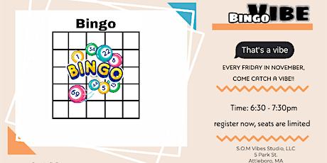 Vibe Bingo Nights tickets