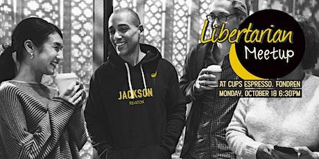 Jackson Libertarians Meetup tickets