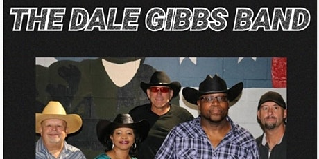 """""""THE DALE GIBBS BAND"""" -VERNON'S LAKESIDE /SEVEN POINTS, TX tickets"""