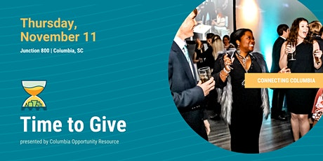 COR Presents Time to Give tickets