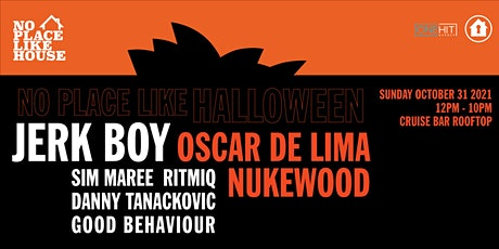 No Place Like Halloween l Cruise Bar Rooftop tickets