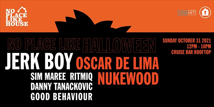 No Place Like Halloween l Cruise Bar Rooftop image