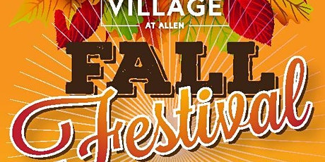 Fall Festival at the Village at Allen tickets