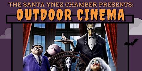Halloween Outdoor Cinema - The Addams Family tickets