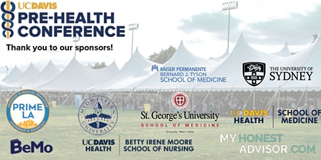 2021 UC Davis VIRTUAL Pre-Health Conference billets