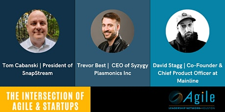 Panel Discussion: The Intersection of Agile and startups in Houston tickets
