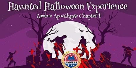 Haunted Halloween Experience - Zombie Apocalypse Chapter 1 tickets