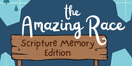 Amazing Race: Scripture Edition tickets