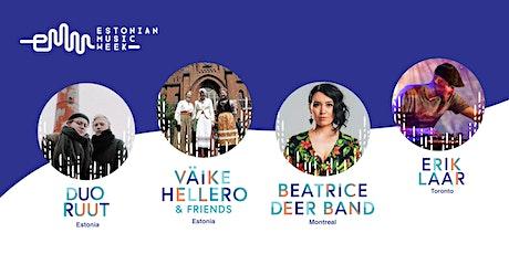 Beatrice Deer, Erik Laar, Duo Ruut, Väike Hellero & Friends @ El Mocambo tickets