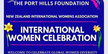 INTERNATIONAL WOMENS CELEBRATION - CHRISTCHURCH tickets
