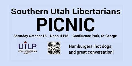 Southwest Utah Libertarian Picnic tickets