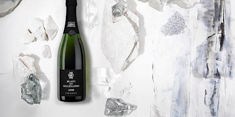 Charles Heidsieck Champagne Launch Dinner  - Blanc des Millénaires 2006 tickets