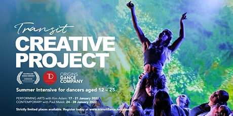 Transit Dance Creative Project 2022 tickets