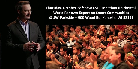 SPECIAL EVENT: Creating Smart Communities with Jonathan Reichental tickets