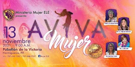 AVIVA Mujer tickets