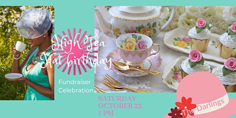 High Tea Hat Fundraiser Celebration tickets