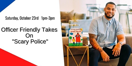 """Jeremy Lahar Presents: The """"Officer Friendly"""" Book Launch tickets"""